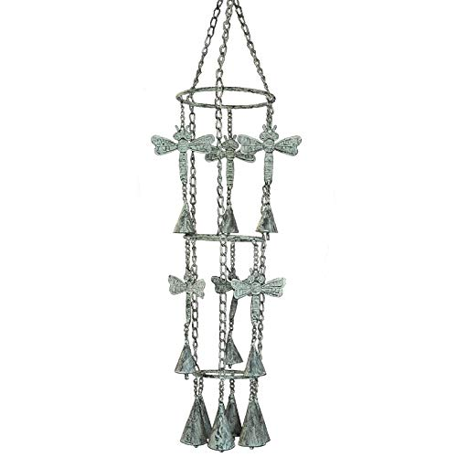 La Grande Prairie Carillon Libellule 13x74 cm