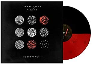 Blurryface (Limited Edition Black and Red Split Colored Vinyl)