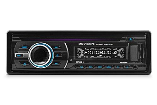 xo vision bluetooth audio receivers Car Stereo, XO Vision CD and MP3 Car Stereo Receiver 40 watts x 4 with USB, SD, AUX Input [ XR201 ]