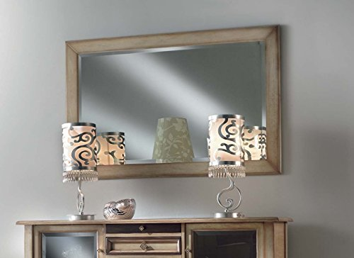 Legno&Design Miroir rectangulaire