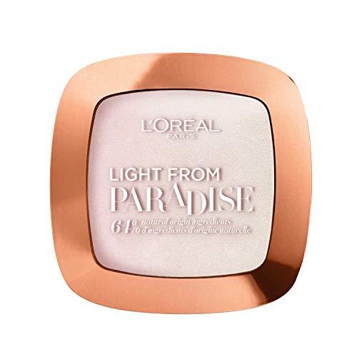 L'Oréal Paris Wake-Up And Glow Poudre Compacte Illuminatrice Icoconic