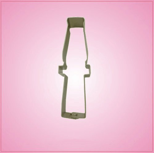 Duck Call Cookie Cutter 1.5 inch tall, 4.5 inch wide