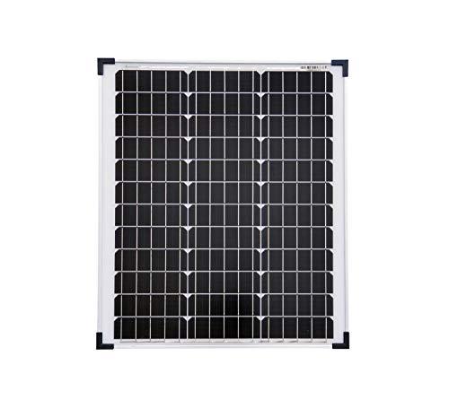 Solarmodul Solarpanel 50 Watt mono Photovoltaik