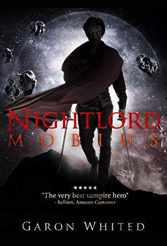 Mobius: Book Six of the Nightlord Series (English Edition)