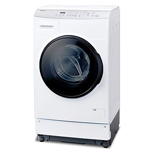 アイリスオーヤマ 洗濯機 乾燥機能付き洗濯機 ドラム式 8kg 温水洗浄機能 乾燥3kg 幅595mm FLK832
