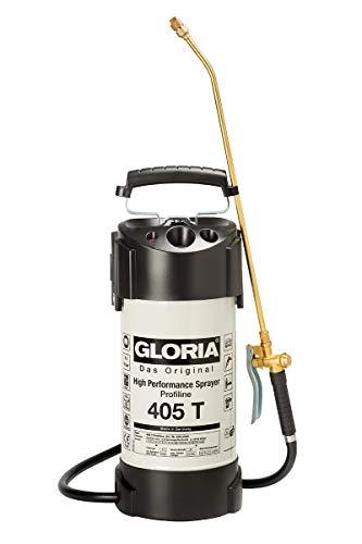 GLORIA Hochleistungssprühgerät 405TProfi, 6 bar, Stahl, 5L u. Ölfest