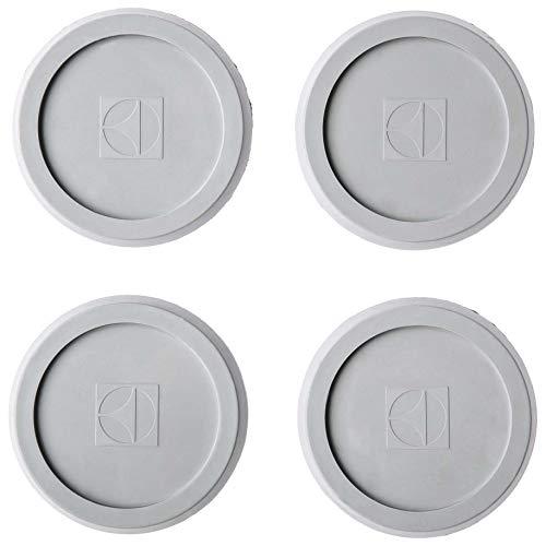 AEG A4WZPA02 - Set di 4 ammortizzatori antivibrazioni per lavatrici, diametro: 4,5 cm
