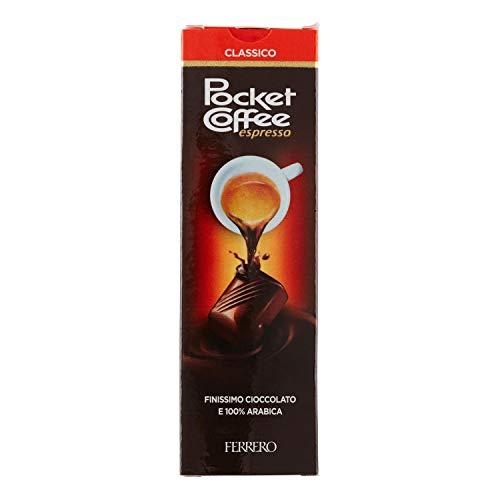 Ferrero Pocket Coffee; Confezione da 5 Praline