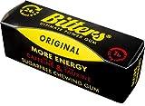 BITTERS - energy chewing gum with caffeine and taurine, box of 5 units of 3-Pack ORIGINAL - BITTERS - chewing-gum énergie avec de la caféine et de la taurine, boîte de 5 unités de 3-Pack ORIGINAL