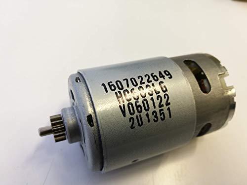 Bosch 2609199591 Motor zu GSR14,4 Li GSR18-2 Li Würth # 1607022649 - TYP NR: ?????? WICHTIG TYP NR: ?????