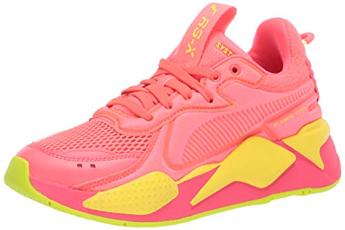 PUMA Damen RS-X Turnschuh, Warnmeldung, Pink, 36 EU
