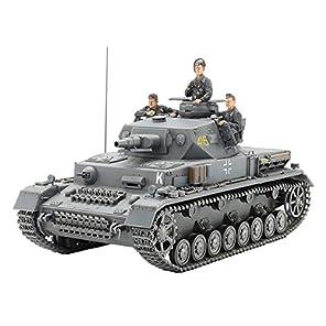 タミヤ 1/35 ミリタリーミニチュアシリーズ No.374 ドイツ IV号戦車 F型 プラモデル 35374