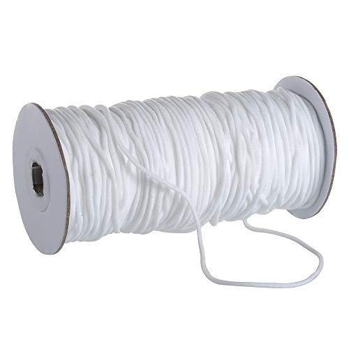 uproll Elastic String for Mask Sewing (100yards)