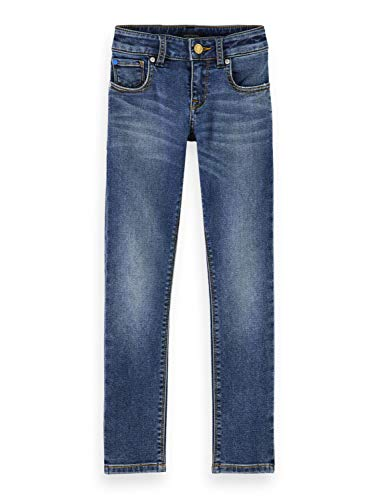 Scotch & Soda Shrunk Boys Tigger Jeans, Spyglass 3677, 12