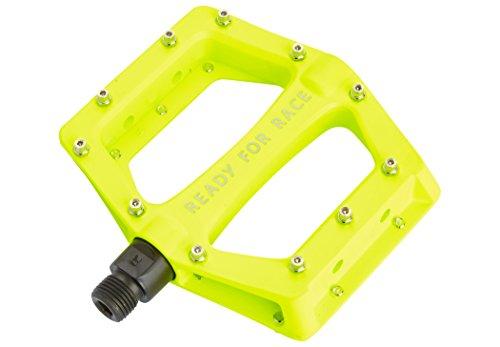 RFR Flat CMPT Fahrrad Pedale neon gelb