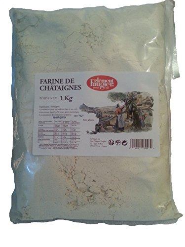 Clément Faugier - Farine de châtaignes - 1kg