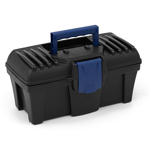 Prosper Plast N12S 30x 16,7x 15cm Caliber Toolbox–Mehrfarbig