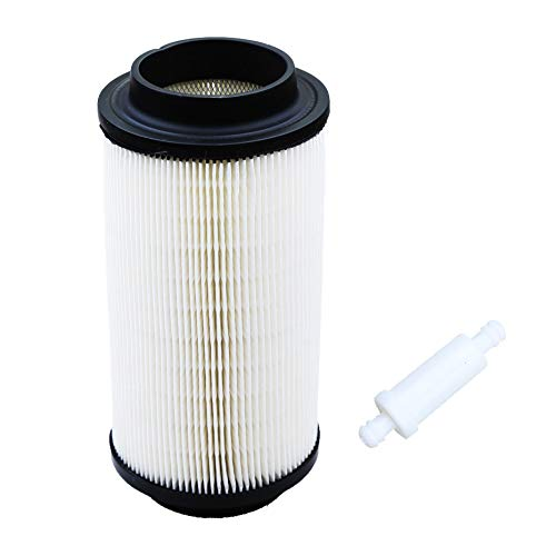 Air Filter with Fuel Filter for Polaris Scrambler XP Magnum Sportsman 500 400 550 570 600 700 800 850 ATV ATP Diesel Ranger