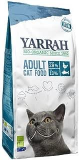 Yarrah Organic Cat Food with Fish 3kg