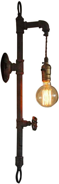 FDA3H   Industrial Steampunk Wandleuchten Pipe Lamp Retro Light Alte Fabrik Wandleuchte