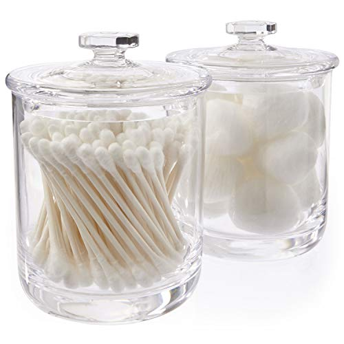 10 best crystal jar for qtips for 2020