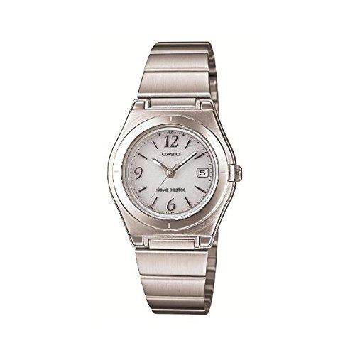 [カシオ] 腕時計 ウェーブセプター 電波ソーラー LWQ-10DJ-7A1JF シルバー
