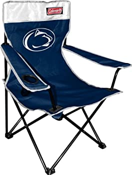 NCAA Penn State Nittany Lions Coleman Folding Chair With Carrying Case