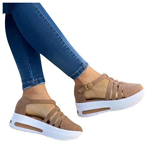 Briskorry Damen Turnschuhe Atmungsaktiv Leichte Sportschuhe Sneaker Mode Freizeitschuhe Strass Reißverschluss Fitness Schuhe Laufschuhe Turnschuhe Flache Schuhe Straßenlaufschuhe Tennisschuhe