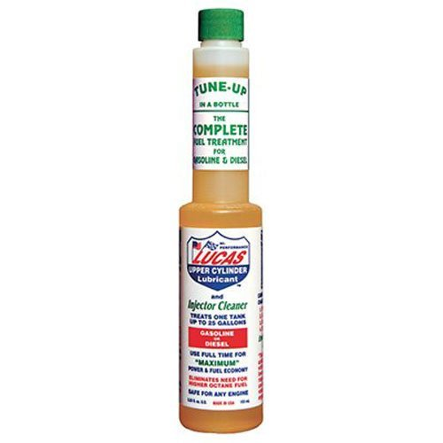 LUCAS 10020 Fuel Treatment - 5.25 oz. -Pack of 24