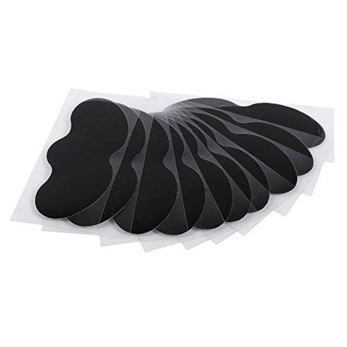 Mee-eter Strips Neus Strips Neus Strips Voor Mee-eters Neus Porie Reiniging Strips Mee-eter Verwijderen Cleaner Masker 10 Stks/Zak(zwart)