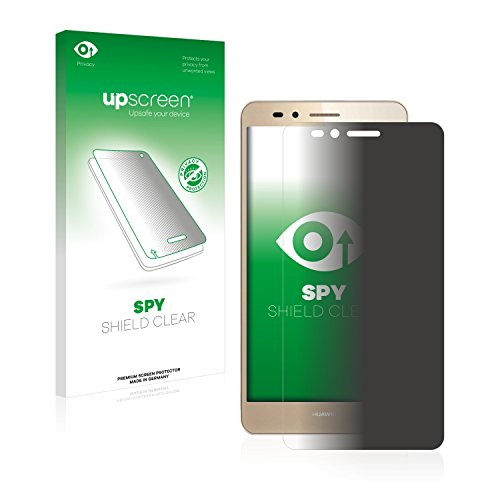 upscreen Anti-Spy Blickschutzfolie kompatibel mit Huawei GR5 Privacy Screen Sichtschutz Bildschirmschutz-Folie