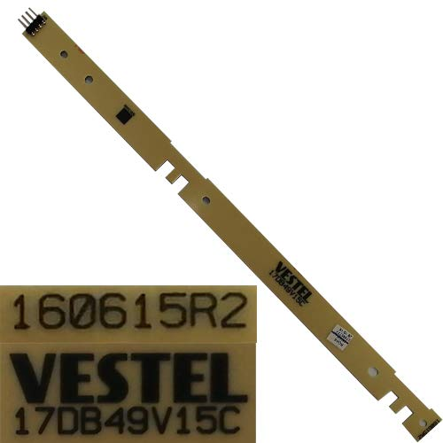 VESTEL 17DB49V15C, 160615R2, Telefunken TE49283N25F1C10D
