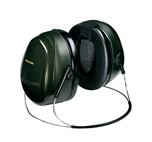 3M Peltor Optime 101 Behind-the-Head Earmuff