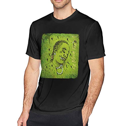 XZShop Young Thug So Much Fun Comfort Men's Short Sleeve T-Shirt Black L