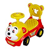 Dash Baby Toy Monkey Ride On , Baby car , Kids car , Toy car , Push Car with Musical Tunes Toy for 1...