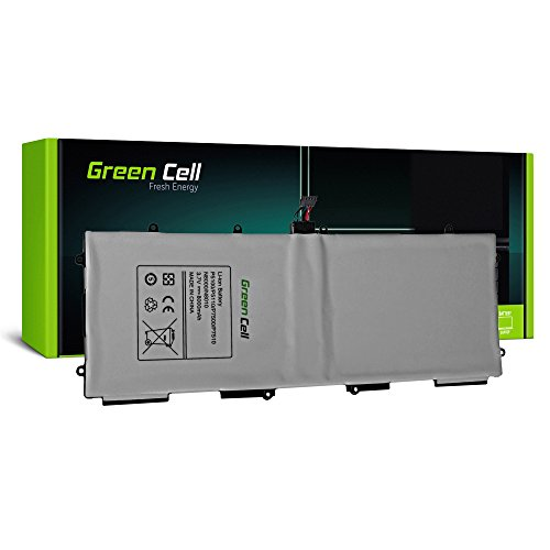 Green Cell (3.7V 26Wh 7000mAh) SP3676B1A SP3676B1A(1S2P) Batteria per Samsung Galaxy Note 10.1 GT-N8000 GT-N8010, Galaxy Tab GT-P5110 GT-P7500 GT-P7510, Galaxy Tab 2 GT-P5100 GT-P5110 Tablet