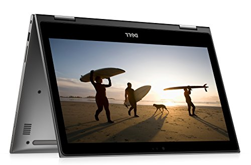 Dell Inspiron 5000 13.3-inch 2-in-1 FHD Convertible TouchScreen Laptop (Era Grey) - (Intel Core i5-8250U, 8 GB RAM, 256 GB SSD, Windows 10)