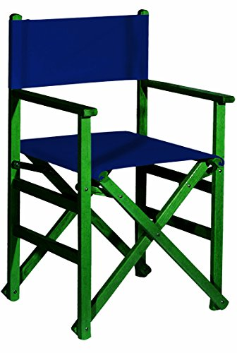 aranaz 1655 fauteuil droite pliable, Vert