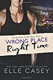 Wrong Place, Right Time (The Bourbon Street Boys)