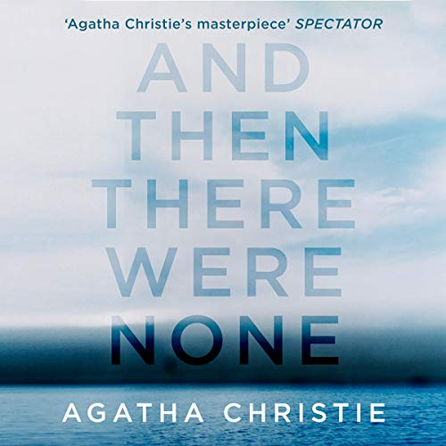 And Then There Were None cover art