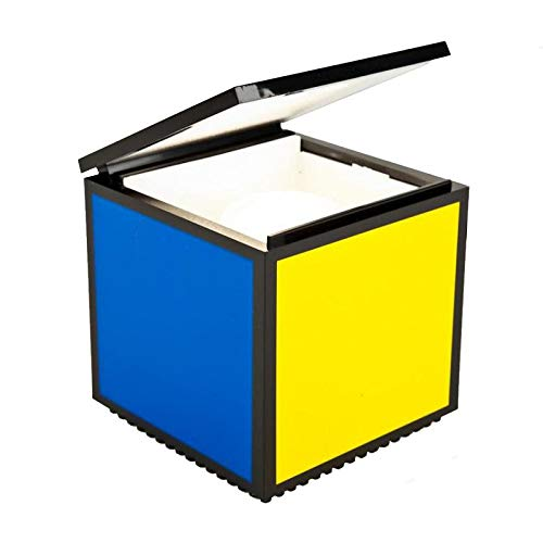 Cuboluce - Lampe de Chevet multicolore