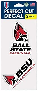 ball state decals