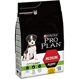 PURINA PRO PLAN Dog Medium Puppy with OPTISTART Rich in Chicken Dry Food