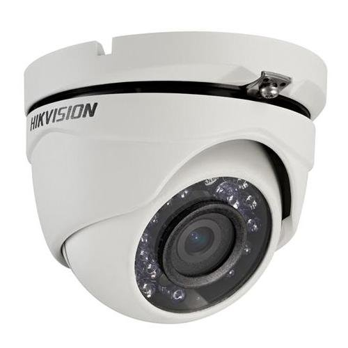 Hikvision Digital Technology DS-2CE56D1T-IRM CCTV security camera Exterior Almohadilla Blanco 1920 x 1080 Pixeles - Cámara de vigilancia (CCTV security camera, Outdoor, Simplified Chinese, Traditional Chinese, English, Dome, White, Ceiling)