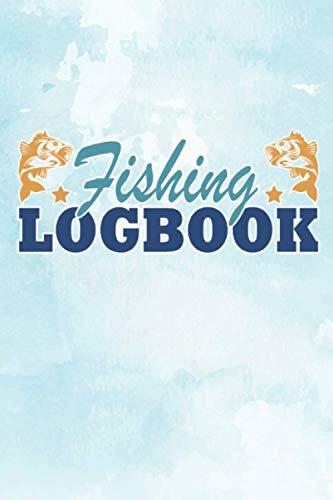 Fishing Log Book Journal: 6