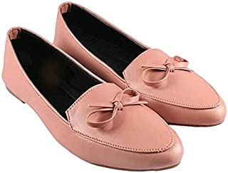 Family Fashion MART Women's Casual Gath- Belly-Rose Gold (S.NO-22)