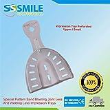 Zoom IMG-2 dentale perforate con bordo ritentivo