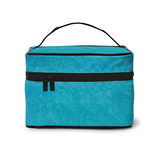 Voyage sous-Marin Maquillage Train Case Maquillage Cosmetic Case Organizer Portable Artist Storage Bag