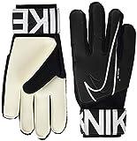 Nike Match Goalkeeper Gloves (8, Black)