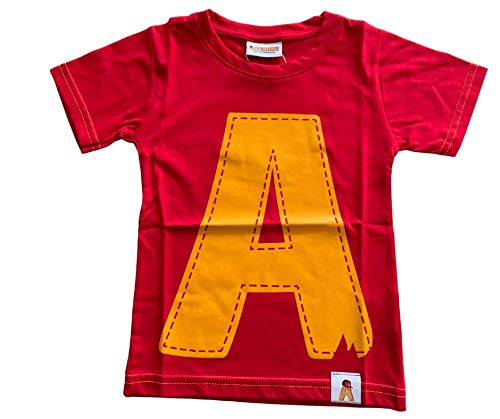 T-Shirt Alvin Mitica Original (2-3 Anni)